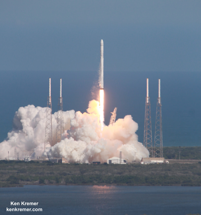 spacex launch today - photo #33