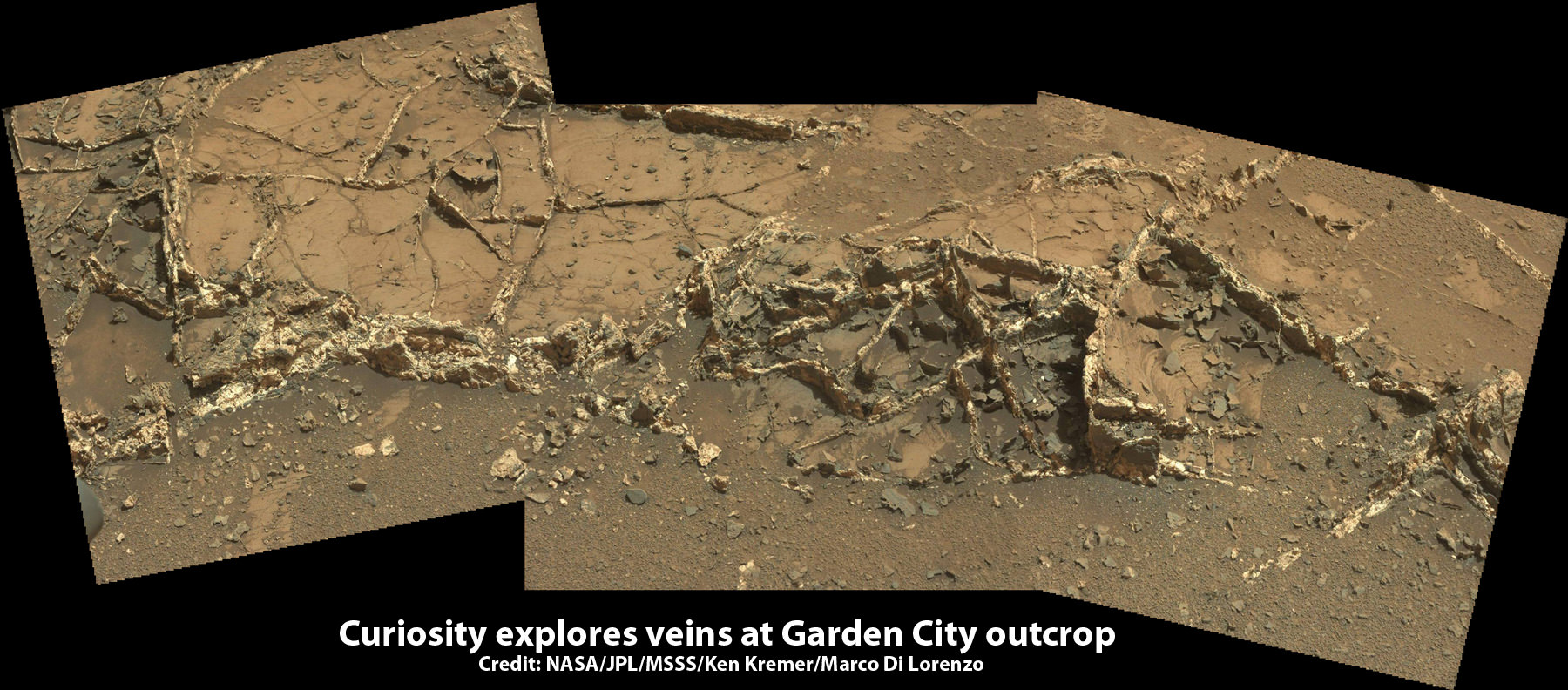 The Martian Curiosity Looks Back on 1000 Sols of ...