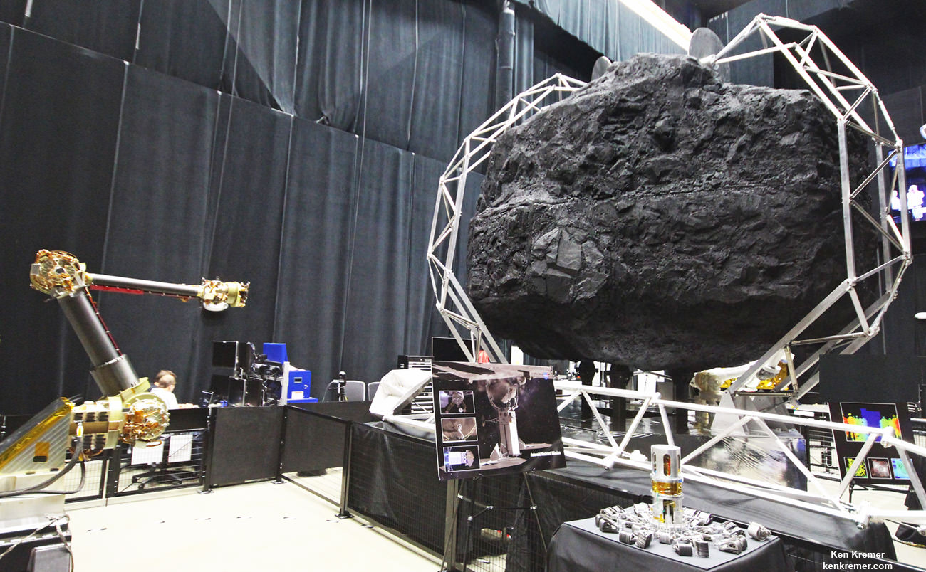 Boulder Extraction and Robotic Arm Mechanisms For NASA's ...