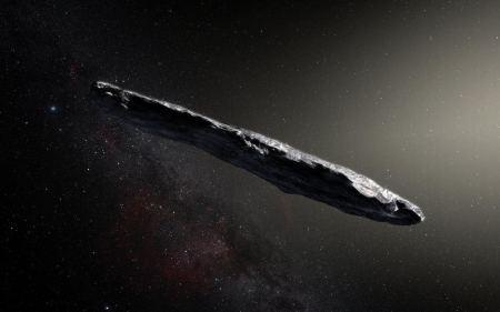 Enorme e inédito Cometa interestelar se aproximará da Terra em 08 de dezembro