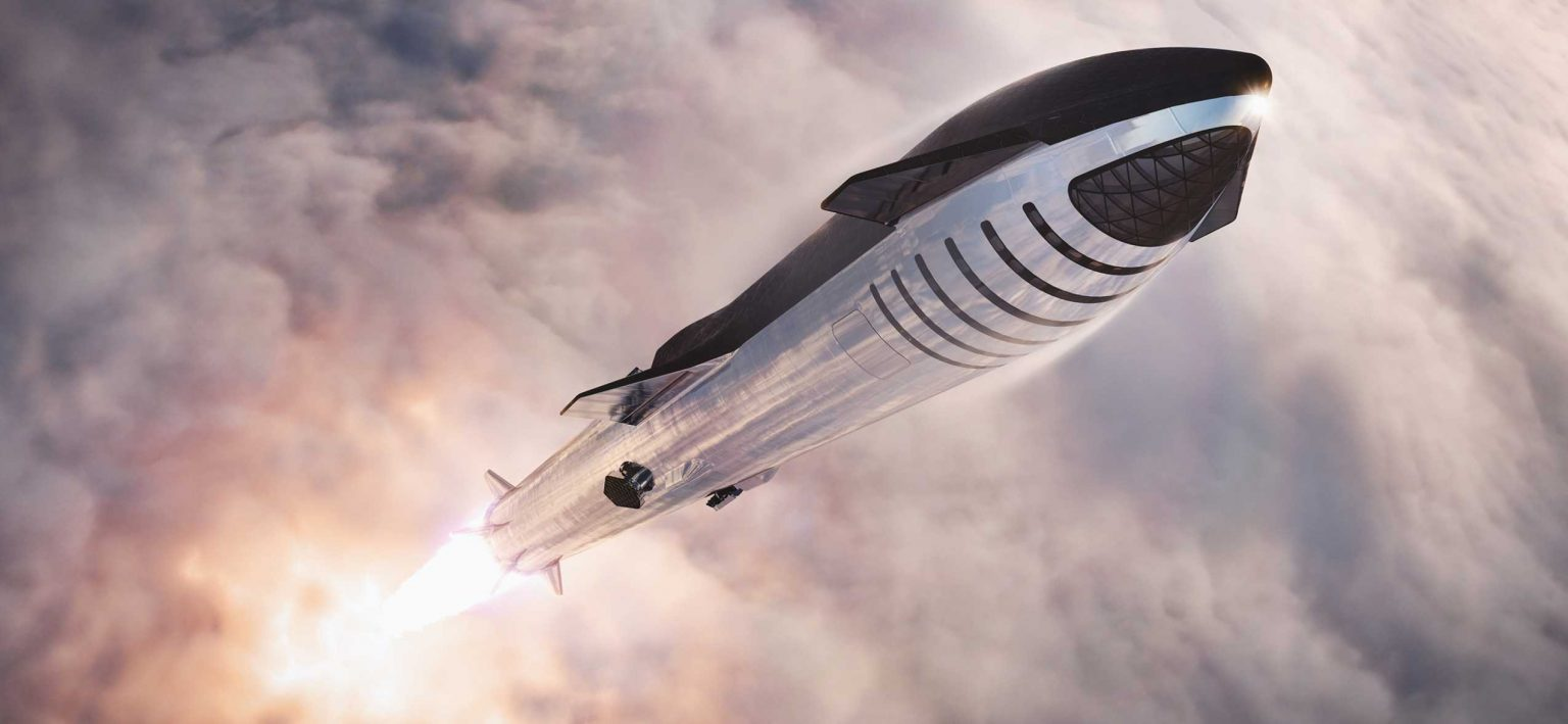 As soon as Starship Prototypes are Executed Exploding, we may see an Orbital