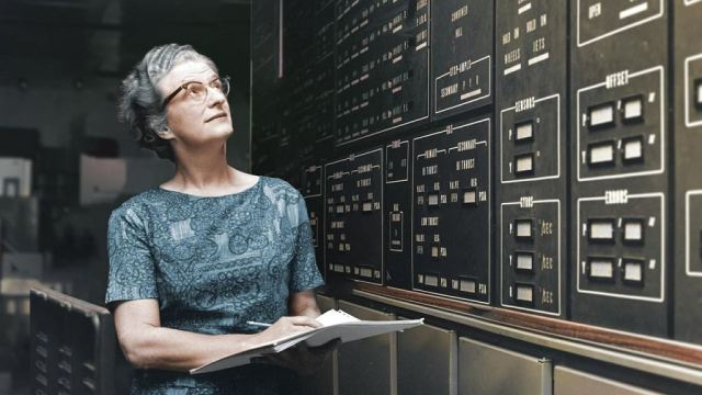 Dr. Nancy Grace Roman at NASA's Goddard Space Flight Center, circa 1972. Image Credit: By NASA/ESA - CC BY 2.0, https://commons.wikimedia.org/w/index.php?curid=88649875