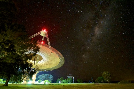 A very interesting radio signal coming from Proxime Centauri has just been discovered
