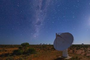 Australian Radio Telescopes Complus completed a map of the Universe