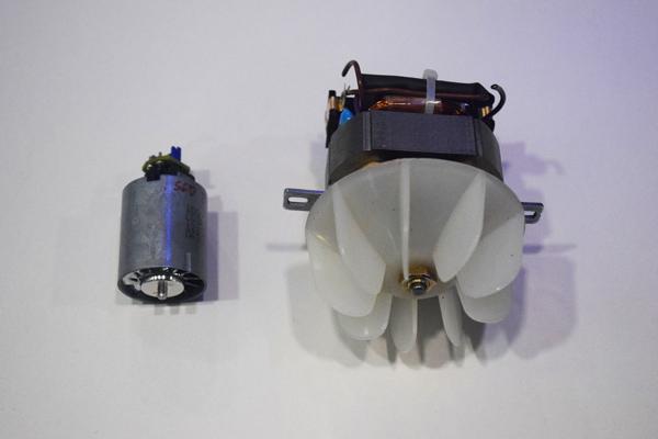 comparación motores
