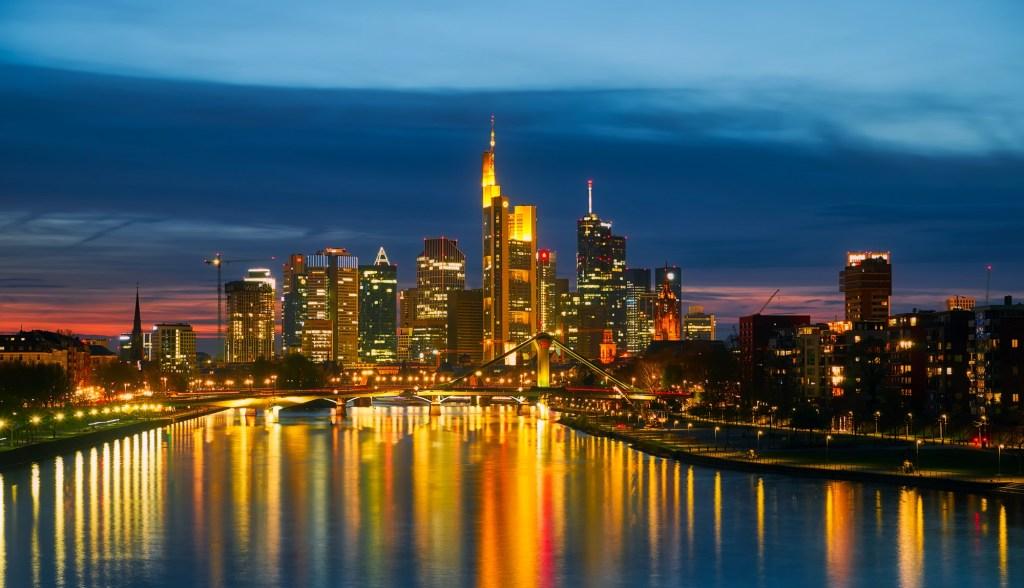 frankfurt-cidades para fazer estágio na Alemanha