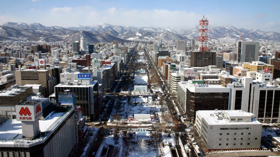 melhores-cidades-para-estudar-no-japao-sapporo