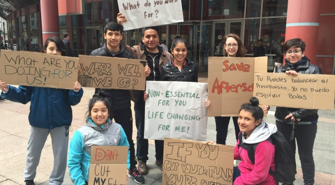 UPrising Youth Program Launches Crowdfunding Campaign!