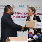 Michoacán lanzará satélites 1 UTM