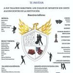 Talleres sabatino en la Preparatoria 5 5