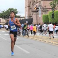 ¿Listo para la 8a Carrera Atlética de la Universidad Michoacana?