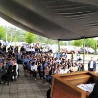 Arranca el ciclo escolar 2019-2020 en la Universidad Michoacana