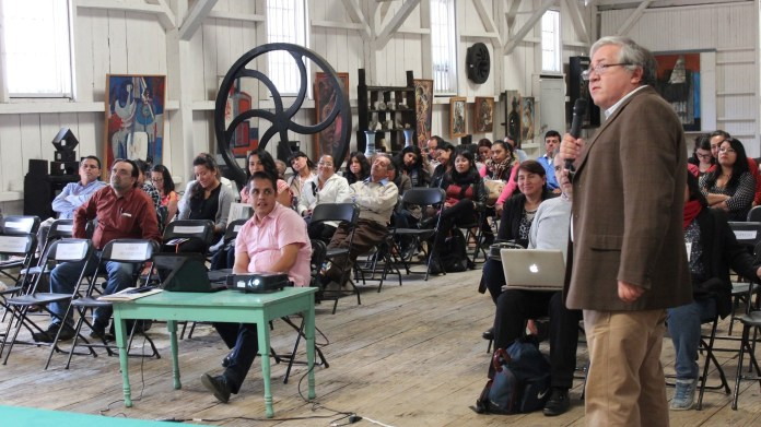 Mesas de trabajo en los Congresos que se han realizado en Tlalpujahua, Michoacán