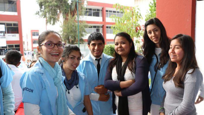 La licenciatura en nutrición es el segundo programa que depende de la Facultad de Medicina de la Universidad Michoacana.