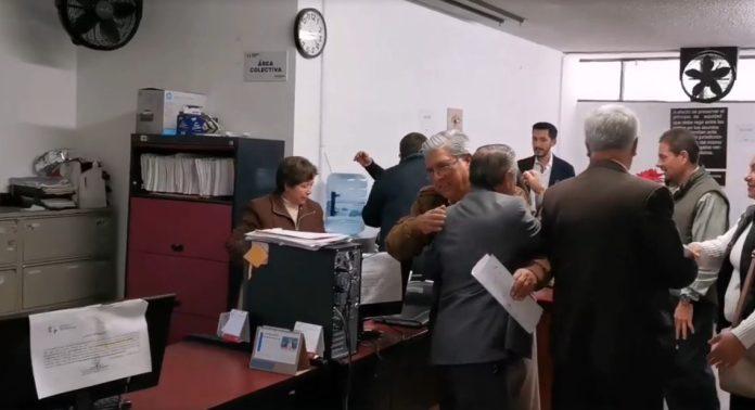 Jubilaciones y pensiones, acuerdo firmado el 20 de diciembre entre la UMSNH y el SPUM