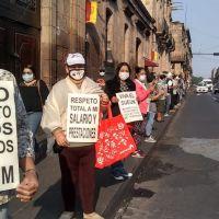 Negocio en riesgo; la ayuda sindical del SUEUM