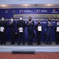Reconoce el Gobierno de Michoacán a la Licenciatura en Seguridad Pública y Ciencias Forenses de la UMSNH