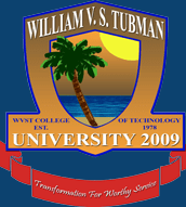 Tubman University Logo