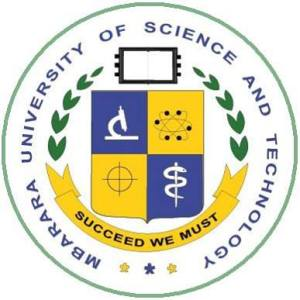 Mbarara University of Science and Technology Logo