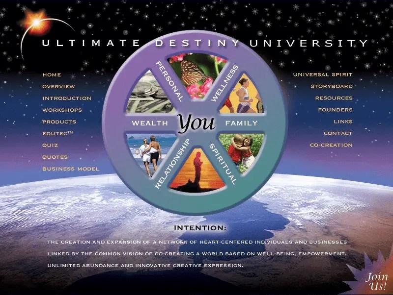 Ultimate Destiny University - Bundle Offer