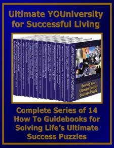 Ultimate YOUniversity Complete Series of 14 Guidebooks