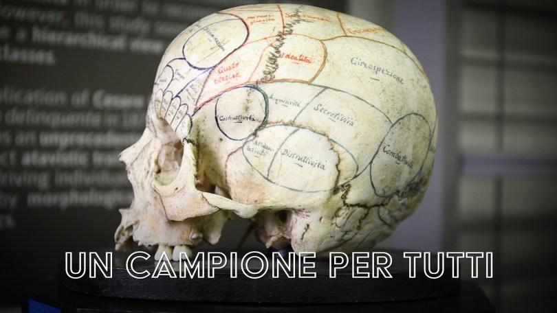Il cranio frenologico