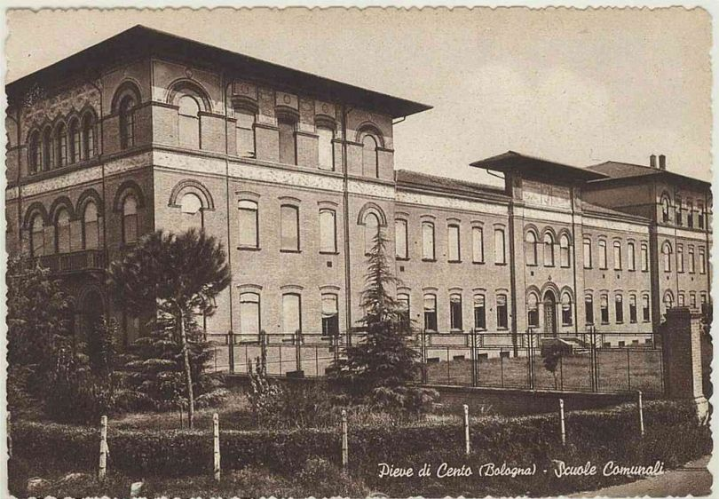 Historical photo of the Elementary Schools