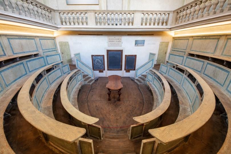 Modena, Anatomical Theater