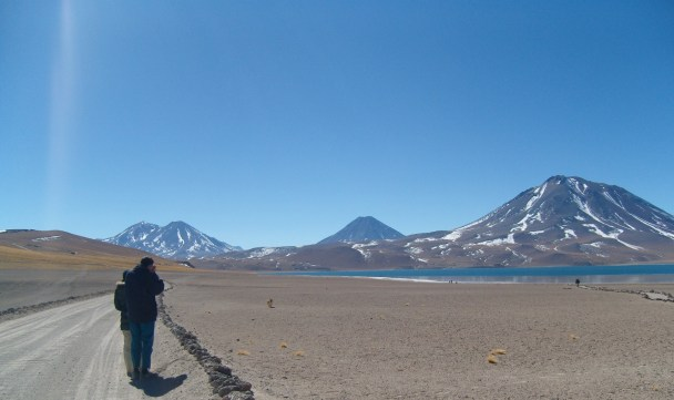Discovery of the Altiplanic Lagoons (Socaire - Chile)