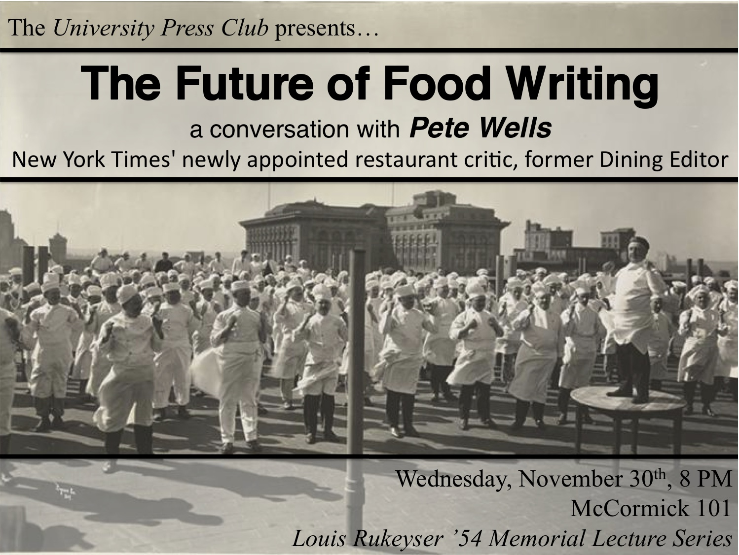 Future Of Food Writing With New York Times Restaurant