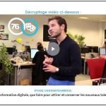Enquête ChooseYourBoss / OpinionWay – Transformation digitale : que faire pour attirer et conserver les nouveaux talents ?