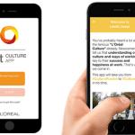 L'Oréal lance Fit Culture App, une app mobile sur mesure pour accueillir ses nouveaux collaborateurs