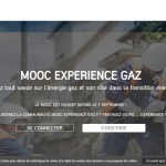 Lancement du premier MOOC consacré à l'expérience gaz