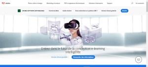 Panorama des solutions LCMS & Outils Auteurs - adobe captivate