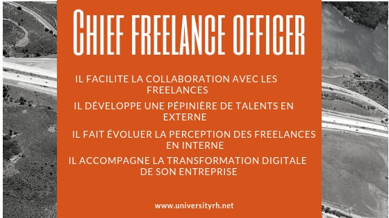 chief freelance officer
