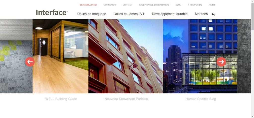 interface-homepage