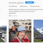 Eurovia lance le premier rapport d'activité en stories