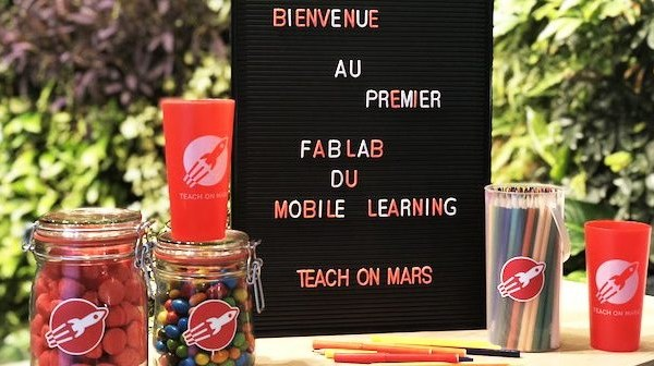 FabLab Mobile learning