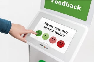 Feedback Collaborateurs : evaluer la satisfaction des salariés avec HappyOrNot