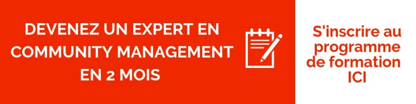 Formation-expert-community-management