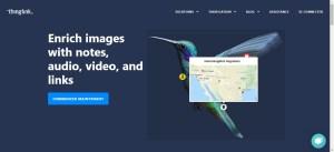 Créer des images et des vidéos interactives avecThinglink