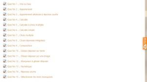Réaliser un quiz avec Moodle : zoom sur les 15 types de questions possibles