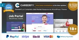 Créer un site RH ou site Carrières avec WordPress : careerfy