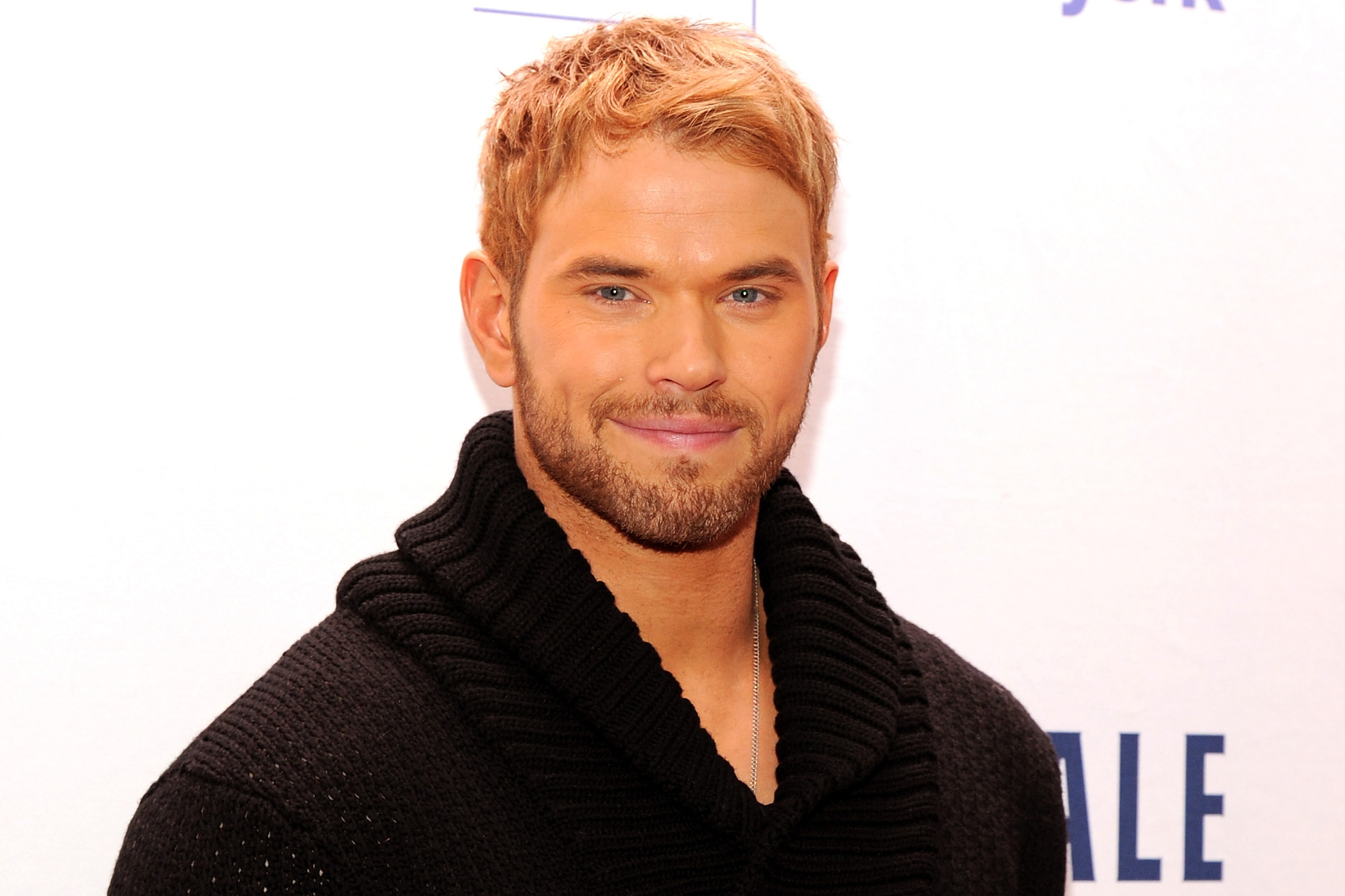 NEW YORK, NY - DECEMBER 13: Actor Kellan Lutz attends Z100's Jingle Ball 2013, presented by Aeropostale, at Madison Square Garden on December 13, 2013 in New York City. (Photo by Bryan Bedder/Getty Images for Clear Channel)