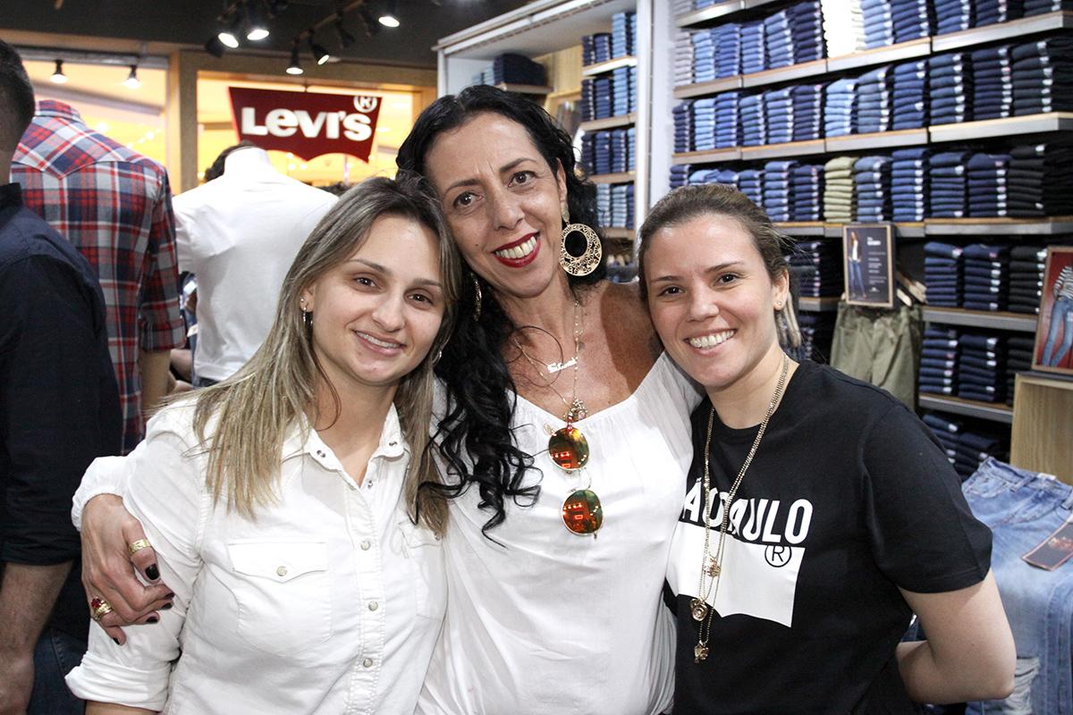 Manuela Figueiredo Fatima Lopez e Melissa Fontes 2