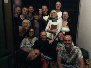 Show Benedetto Claudia ITC Caorle 2014