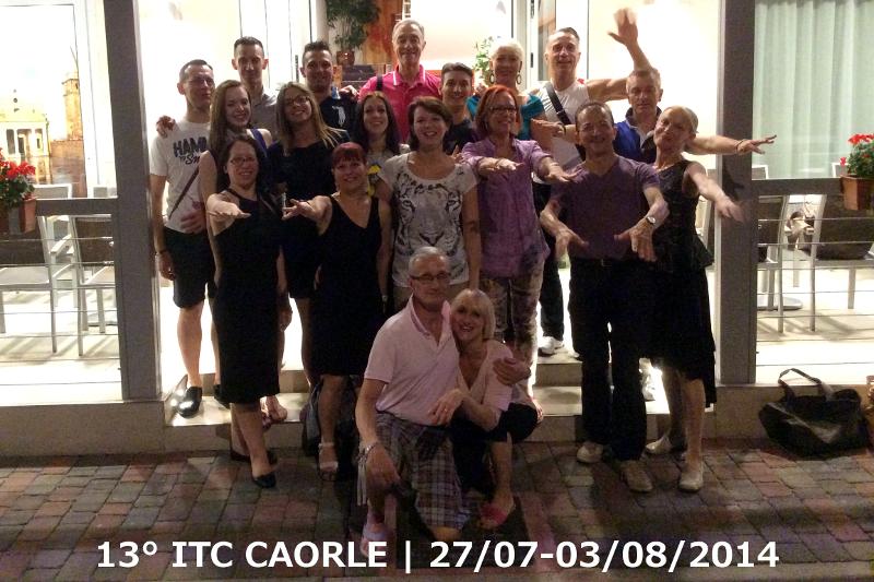 Gruppo Universo Danza ITC Caorle 2014