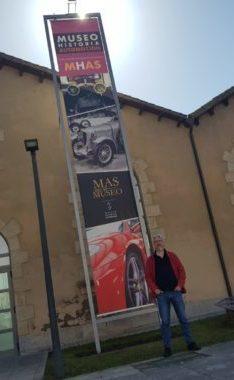 Museo de Historia de la Automoción