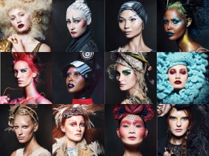 """Cover Girl Capitol Beauty Collection, """"Hunger games"""""""