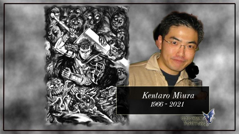 Kentaro-Miura-Addio-Copertina